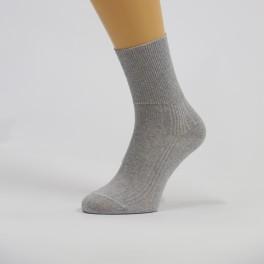 tenké ponožky s volným lemem