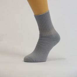 froté ponožky s volným lemem