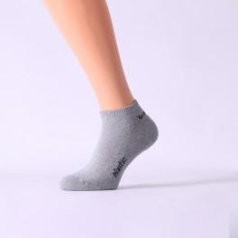 nízké elastické ponožky s frote na chodidle